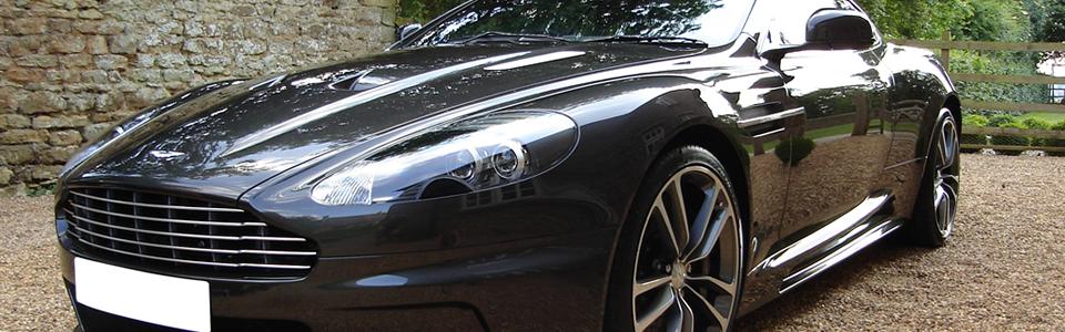 Exclusive Valet Aston Martin