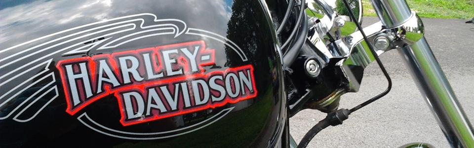 Exclusive Valet Harley Davidson